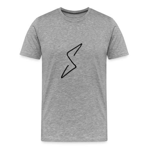 Storm Stealth Logo - Men's Premium T-Shirt