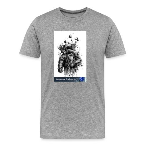 Astronaut Art - Men's Premium T-Shirt