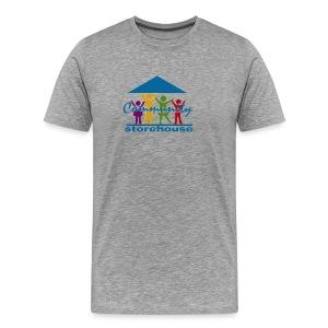 Storehouse Logo Series - Men's Premium T-Shirt