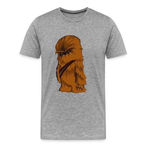 Angry Chewbacca - Men's Premium T-Shirt