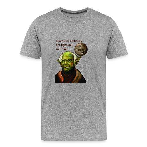 Yoda Bernie - Men's Premium T-Shirt