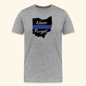Ohio Never Forget - Men's Premium T-Shirt