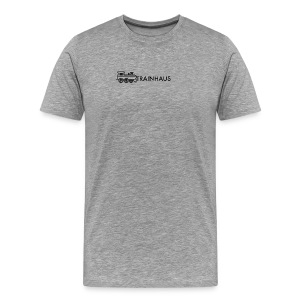 trainhouse logo - Men's Premium T-Shirt