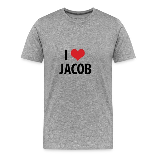 jj - Men's Premium T-Shirt