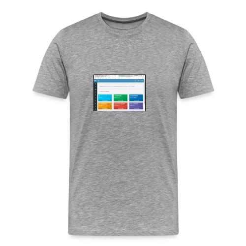 Earning - Men's Premium T-Shirt