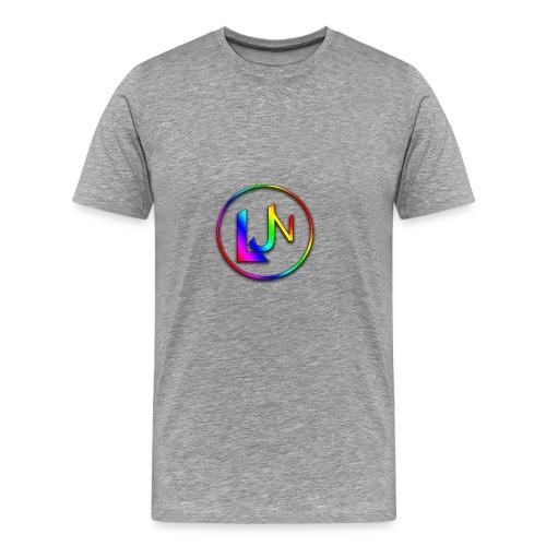 LJN_Logo - Men's Premium T-Shirt