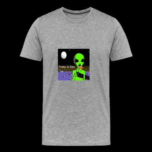 the channel logo - Men's Premium T-Shirt