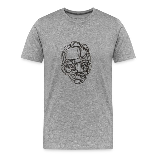 old boy - Men's Premium T-Shirt