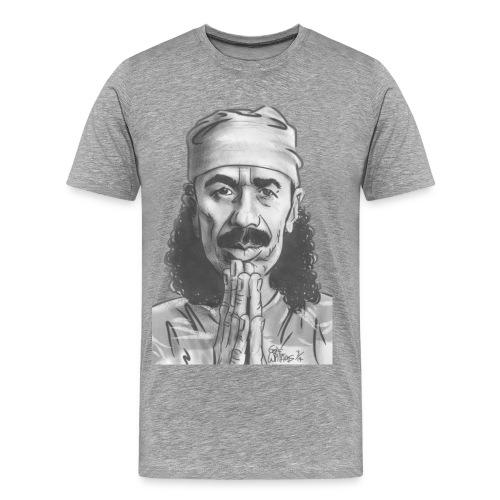 Gwiz Art Santana - Men's Premium T-Shirt