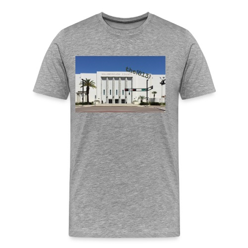 Hillsborough County - Men's Premium T-Shirt