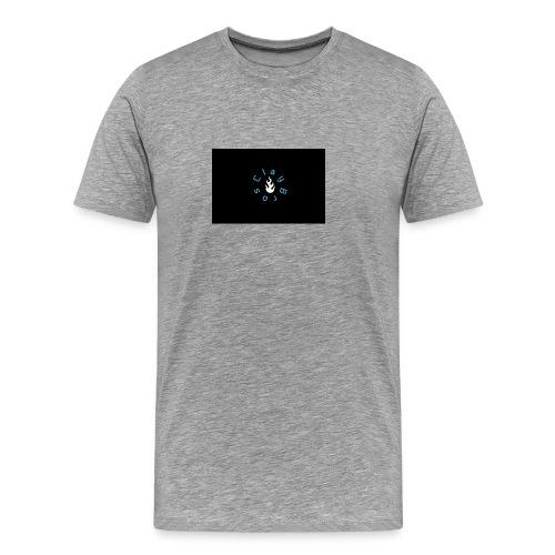 PicMonkey Sample - Men's Premium T-Shirt