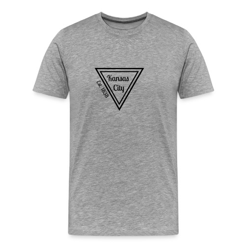 Kansas City Spirit Shirt - Men's Premium T-Shirt