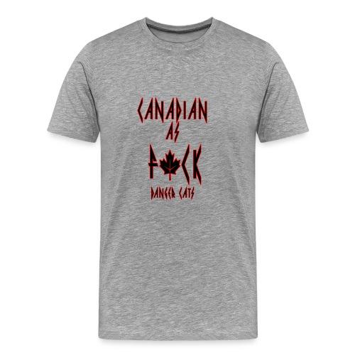CanadianAF - Men's Premium T-Shirt