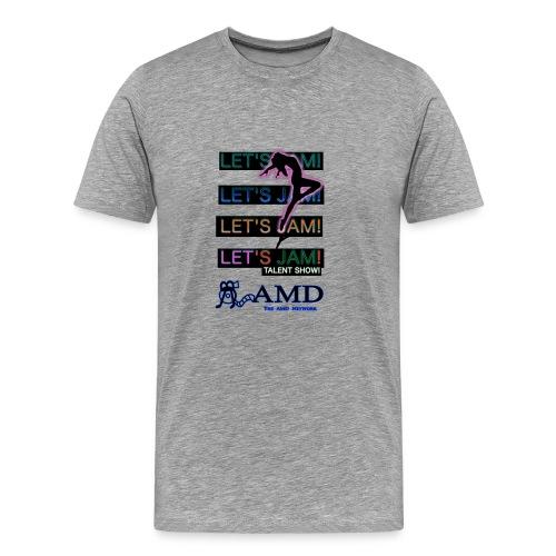 Let's Jam! Talent Show! - Men's Premium T-Shirt