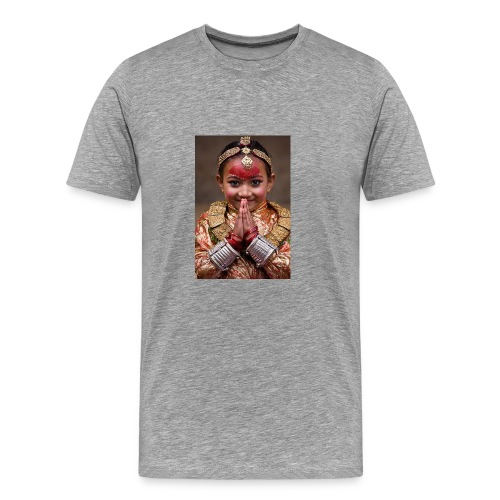 namaste - Men's Premium T-Shirt
