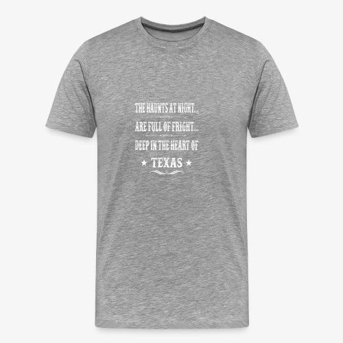 Deep in the Heart - Men's Premium T-Shirt