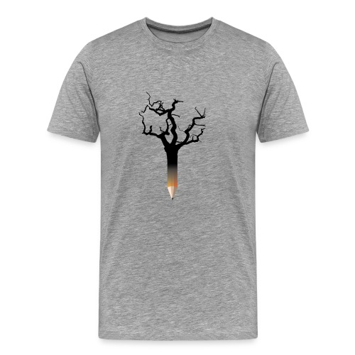 Pencil tree - Men's Premium T-Shirt
