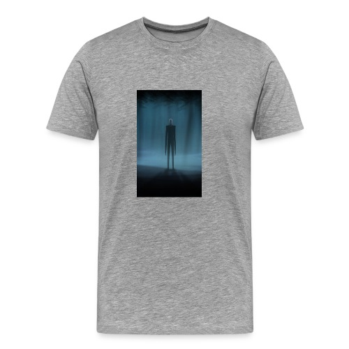 Creepy Forest Person - Men's Premium T-Shirt