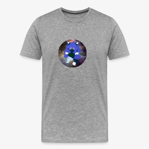 I want to get lost in space ~ popo - Men's Premium T-Shirt