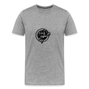 SCO Fishing Logo - Men's Premium T-Shirt