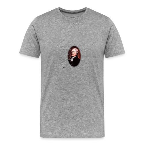 Hamilton Electors Convulse - Men's Premium T-Shirt