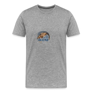 Du er ikke alene (Skam) - Men's Premium T-Shirt