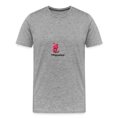 iKev: The Beginning - Men's Premium T-Shirt