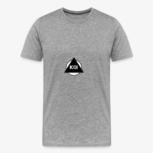 KGI V2 - Men's Premium T-Shirt