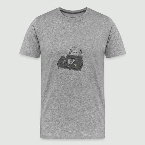 Facts.... - Men's Premium T-Shirt