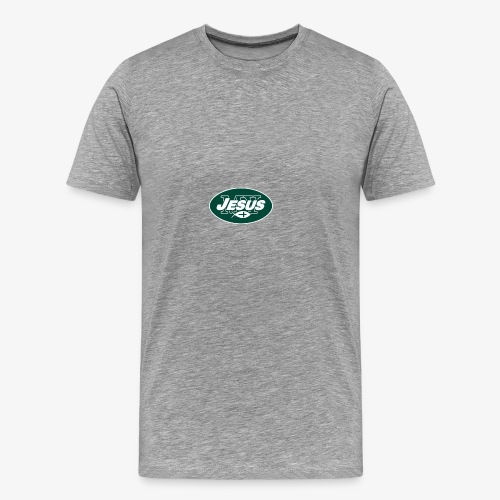 MY Jesus (NYJ) - Men's Premium T-Shirt