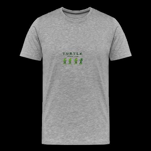 T.U.R.T.L.E. Power Tour - Men's Premium T-Shirt