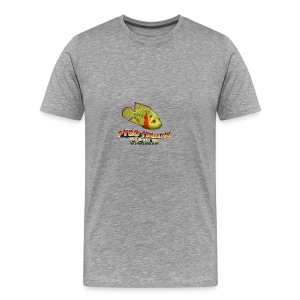 Pyro Trimac Cichlid Apparel - Men's Premium T-Shirt