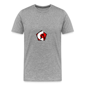 Captain Marvelous Logo - Men's Premium T-Shirt