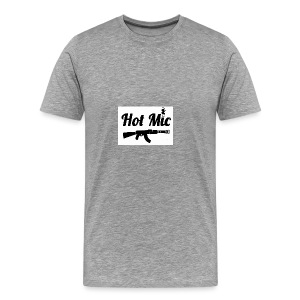 Hot Mic 47 - Men's Premium T-Shirt