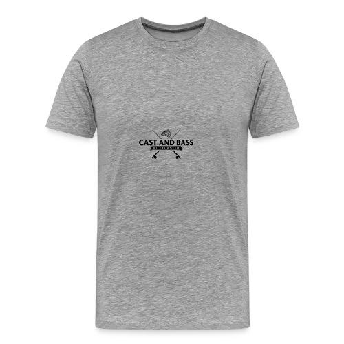 Cast and Bass - Men's Premium T-Shirt