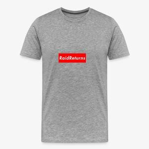 Raid Returns Bogo - Men's Premium T-Shirt