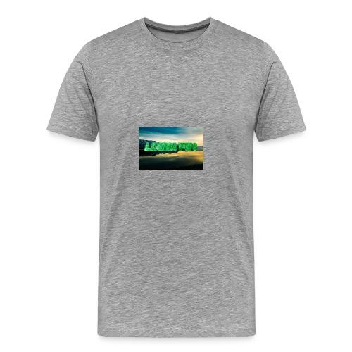 Logan Fry Logo - Men's Premium T-Shirt