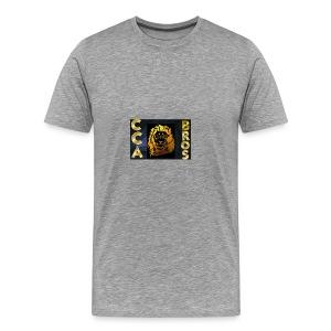 ccabros design - Men's Premium T-Shirt