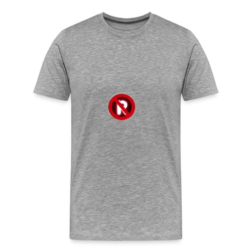 Anti R - Men's Premium T-Shirt
