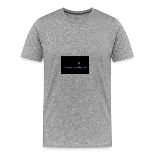 brain2 - Men's Premium T-Shirt