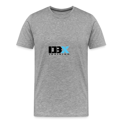 DB X Training logo PNG - Men's Premium T-Shirt