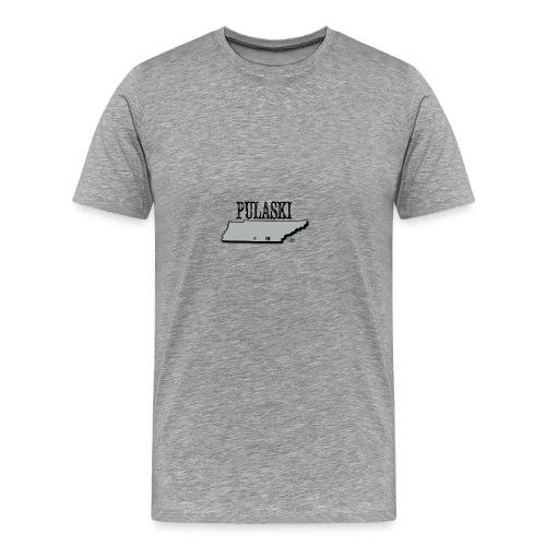 Pulaski - Men's Premium T-Shirt