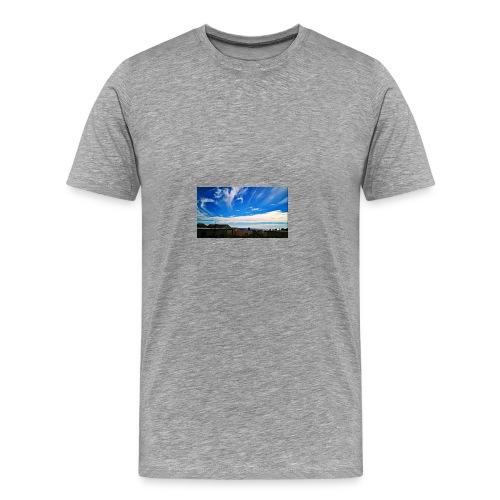 Autumn can be beautiful - Men's Premium T-Shirt
