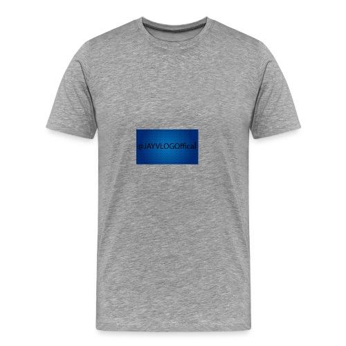 JAYVLOGOffical - Men's Premium T-Shirt