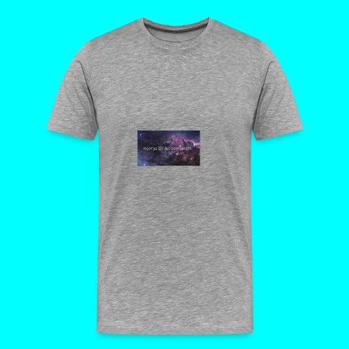 Banner_YT_- - Men's Premium T-Shirt