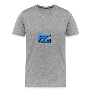 Freeze Gaming Logo - Men's Premium T-Shirt