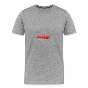 ZeoBrand line feb-june line - Men's Premium T-Shirt