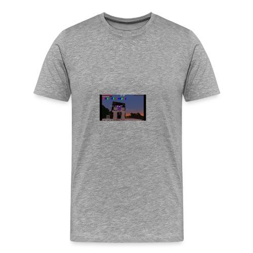 Gameplay portal - Men's Premium T-Shirt