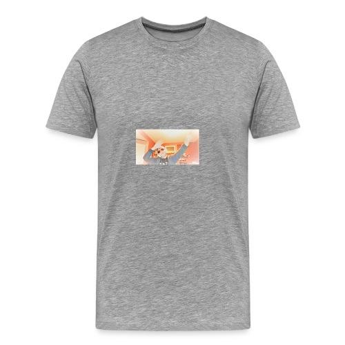 dab douchebagtv - Men's Premium T-Shirt