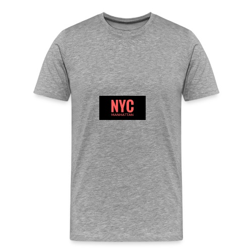 NYC Fan Love - Men's Premium T-Shirt